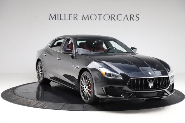Used 2018 Maserati Quattroporte S Q4 GranSport for sale $67,900 at Aston Martin of Greenwich in Greenwich CT 06830 11