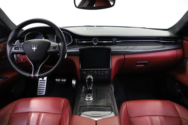 Used 2018 Maserati Quattroporte S Q4 GranSport for sale $67,900 at Aston Martin of Greenwich in Greenwich CT 06830 16