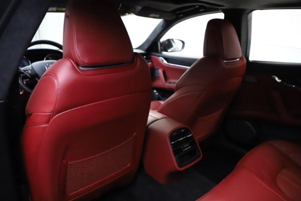 Used 2018 Maserati Quattroporte S Q4 GranSport for sale $67,900 at Aston Martin of Greenwich in Greenwich CT 06830 20
