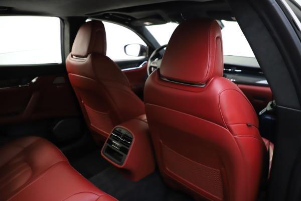 Used 2018 Maserati Quattroporte S Q4 GranSport for sale $67,900 at Aston Martin of Greenwich in Greenwich CT 06830 28