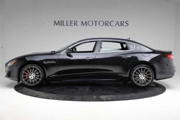 Used 2018 Maserati Quattroporte S Q4 GranSport for sale $67,900 at Aston Martin of Greenwich in Greenwich CT 06830 3