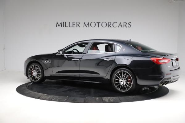 Used 2018 Maserati Quattroporte S Q4 GranSport for sale $67,900 at Aston Martin of Greenwich in Greenwich CT 06830 4