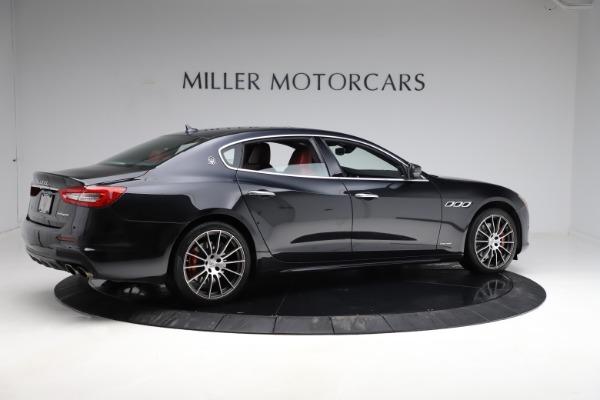 Used 2018 Maserati Quattroporte S Q4 GranSport for sale $67,900 at Aston Martin of Greenwich in Greenwich CT 06830 8