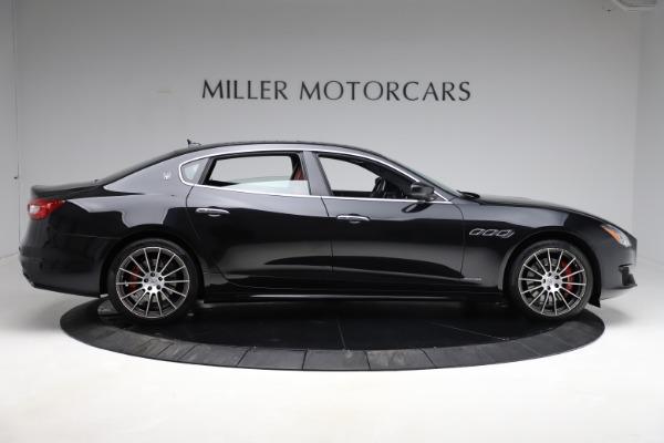 Used 2018 Maserati Quattroporte S Q4 GranSport for sale $67,900 at Aston Martin of Greenwich in Greenwich CT 06830 9