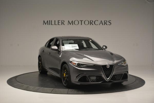 New 2018 Alfa Romeo Giulia Quadrifoglio for sale Sold at Aston Martin of Greenwich in Greenwich CT 06830 11