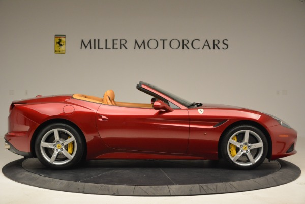 Used 2015 Ferrari California T for sale Sold at Aston Martin of Greenwich in Greenwich CT 06830 9