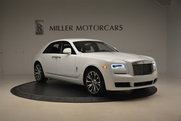 New 2018 Rolls-Royce Ghost for sale Sold at Aston Martin of Greenwich in Greenwich CT 06830 11