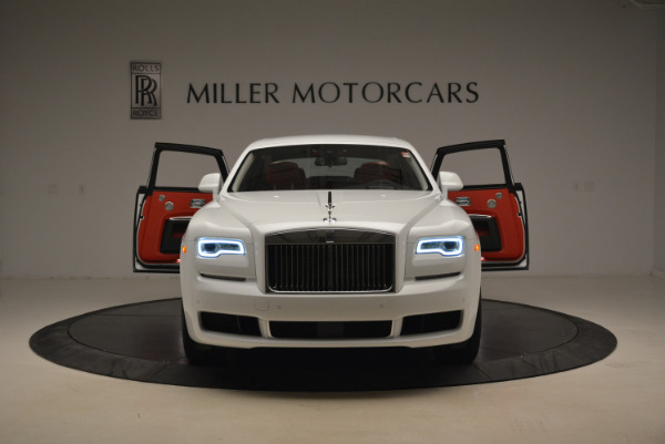 New 2018 Rolls-Royce Ghost for sale Sold at Aston Martin of Greenwich in Greenwich CT 06830 13