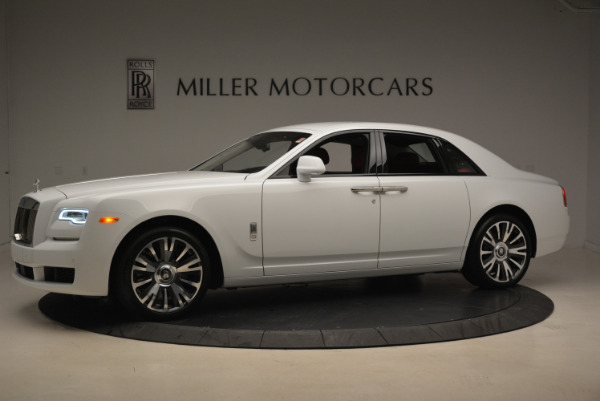 New 2018 Rolls-Royce Ghost for sale Sold at Aston Martin of Greenwich in Greenwich CT 06830 2