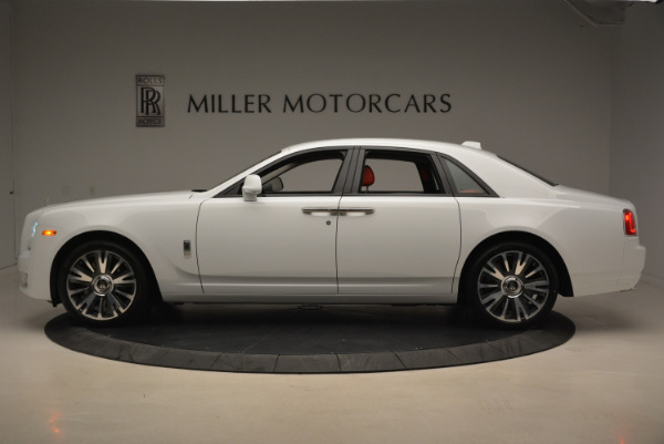 New 2018 Rolls-Royce Ghost for sale Sold at Aston Martin of Greenwich in Greenwich CT 06830 3