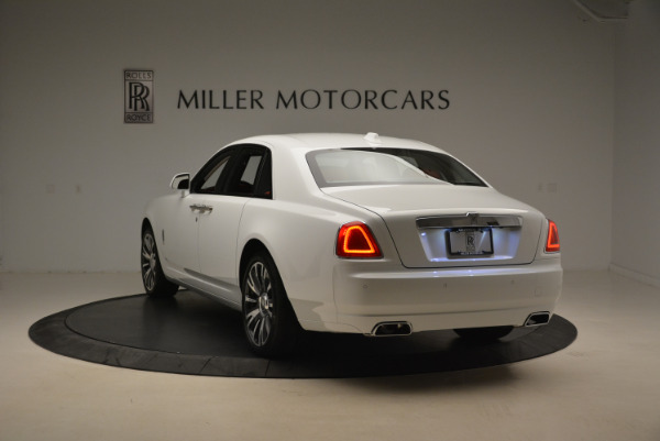 New 2018 Rolls-Royce Ghost for sale Sold at Aston Martin of Greenwich in Greenwich CT 06830 5