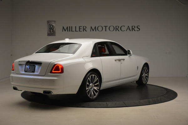 New 2018 Rolls-Royce Ghost for sale Sold at Aston Martin of Greenwich in Greenwich CT 06830 7