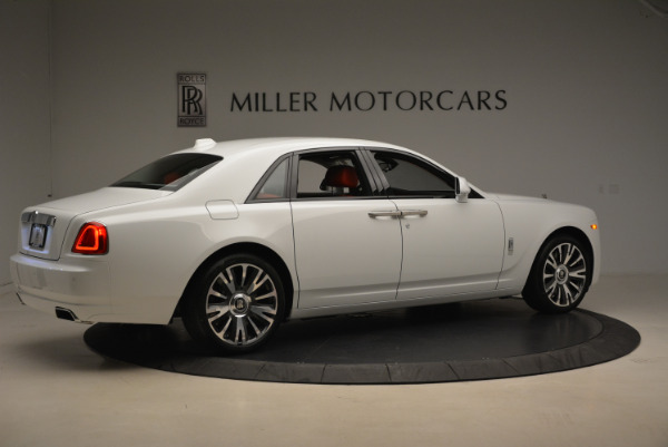New 2018 Rolls-Royce Ghost for sale Sold at Aston Martin of Greenwich in Greenwich CT 06830 8