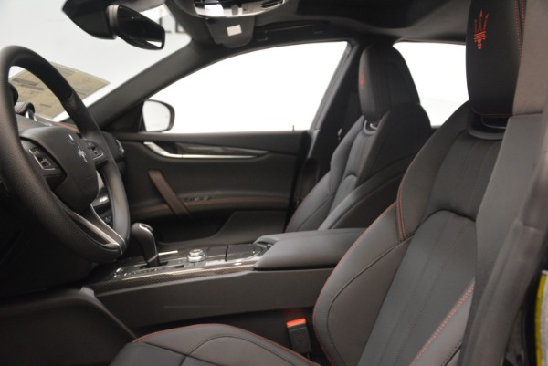 New 2018 Maserati Ghibli S Q4 Gransport for sale Sold at Aston Martin of Greenwich in Greenwich CT 06830 14