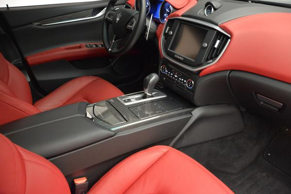New 2016 Maserati Ghibli S Q4 for sale Sold at Aston Martin of Greenwich in Greenwich CT 06830 20