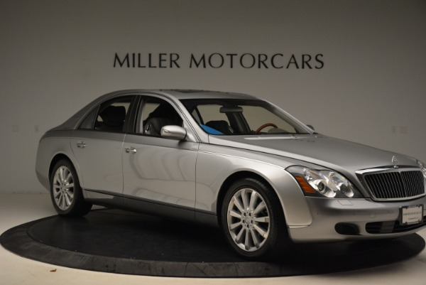 Used 2004 Maybach 57 for sale Sold at Aston Martin of Greenwich in Greenwich CT 06830 10