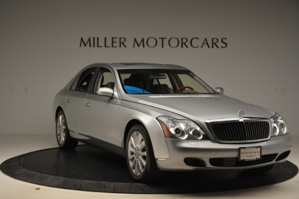Used 2004 Maybach 57 for sale Sold at Aston Martin of Greenwich in Greenwich CT 06830 11