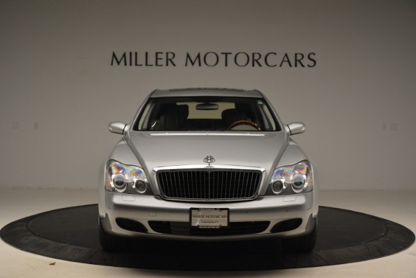 Used 2004 Maybach 57 for sale Sold at Aston Martin of Greenwich in Greenwich CT 06830 12