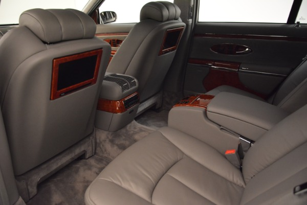 Used 2004 Maybach 57 for sale Sold at Aston Martin of Greenwich in Greenwich CT 06830 19