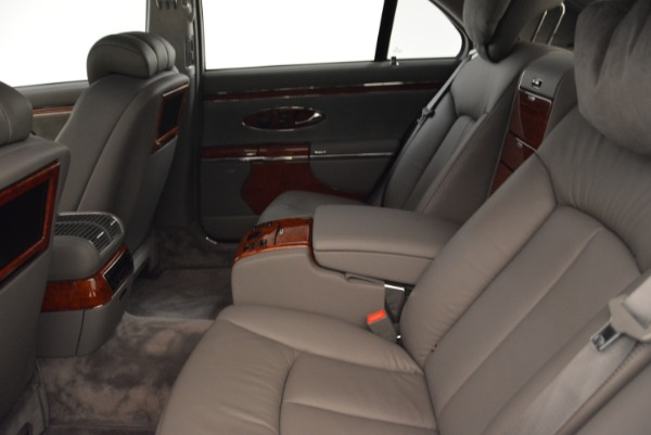 Used 2004 Maybach 57 for sale Sold at Aston Martin of Greenwich in Greenwich CT 06830 20