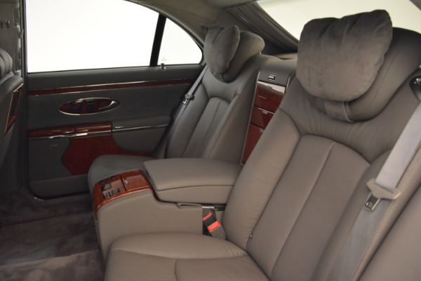Used 2004 Maybach 57 for sale Sold at Aston Martin of Greenwich in Greenwich CT 06830 21