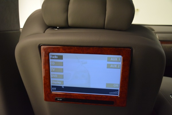 Used 2004 Maybach 57 for sale Sold at Aston Martin of Greenwich in Greenwich CT 06830 22