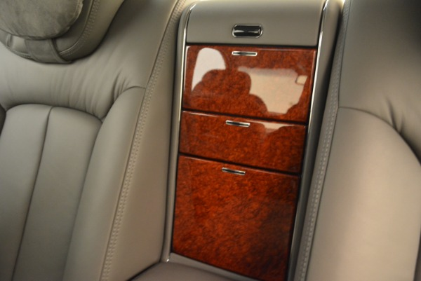 Used 2004 Maybach 57 for sale Sold at Aston Martin of Greenwich in Greenwich CT 06830 24
