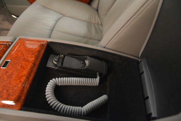 Used 2004 Maybach 57 for sale Sold at Aston Martin of Greenwich in Greenwich CT 06830 25