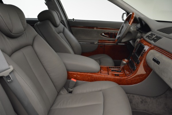 Used 2004 Maybach 57 for sale Sold at Aston Martin of Greenwich in Greenwich CT 06830 27