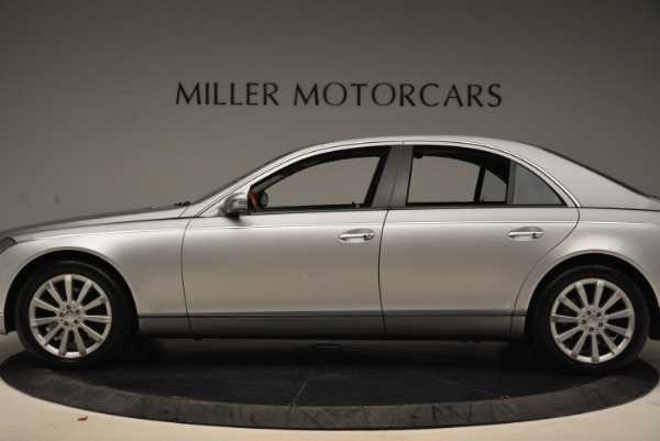 Used 2004 Maybach 57 for sale Sold at Aston Martin of Greenwich in Greenwich CT 06830 3