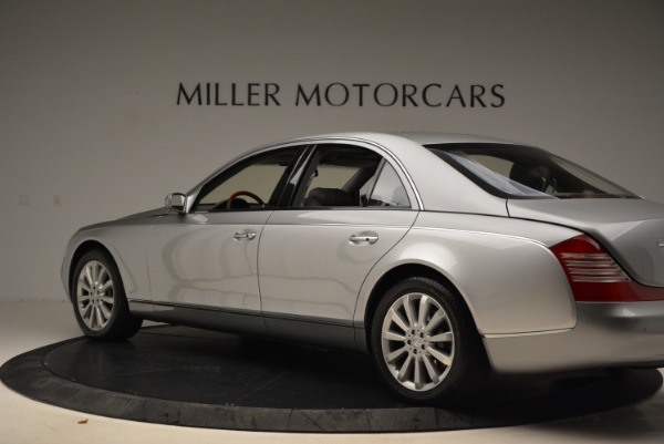 Used 2004 Maybach 57 for sale Sold at Aston Martin of Greenwich in Greenwich CT 06830 4