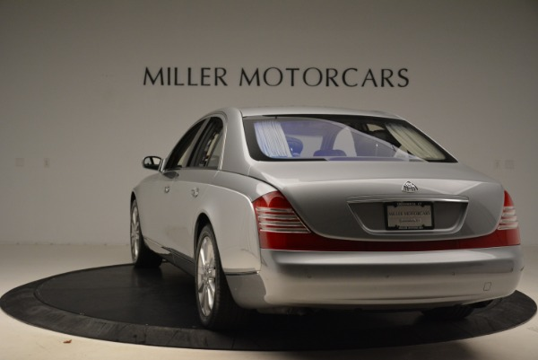 Used 2004 Maybach 57 for sale Sold at Aston Martin of Greenwich in Greenwich CT 06830 5