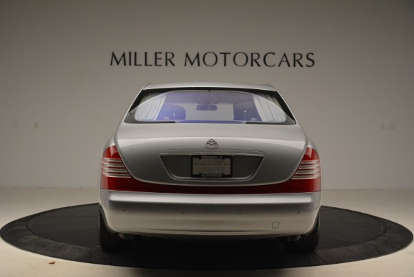 Used 2004 Maybach 57 for sale Sold at Aston Martin of Greenwich in Greenwich CT 06830 6