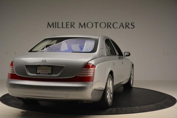 Used 2004 Maybach 57 for sale Sold at Aston Martin of Greenwich in Greenwich CT 06830 7
