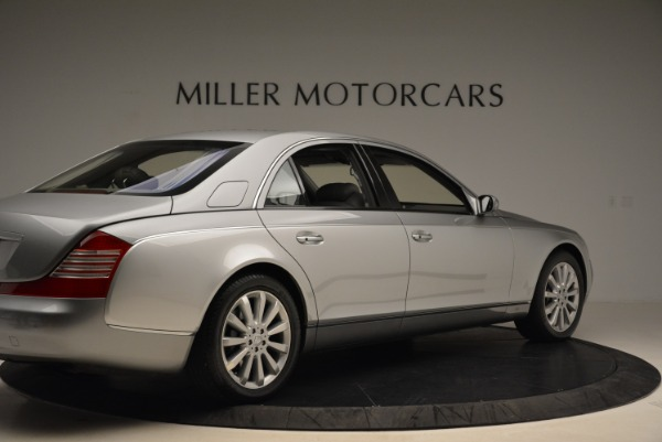 Used 2004 Maybach 57 for sale Sold at Aston Martin of Greenwich in Greenwich CT 06830 8