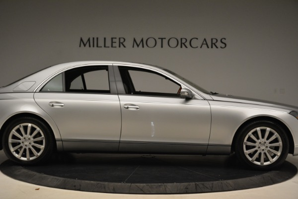 Used 2004 Maybach 57 for sale Sold at Aston Martin of Greenwich in Greenwich CT 06830 9