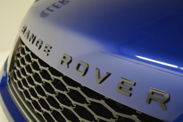 Used 2015 Land Rover Range Rover Sport SVR for sale Sold at Aston Martin of Greenwich in Greenwich CT 06830 14