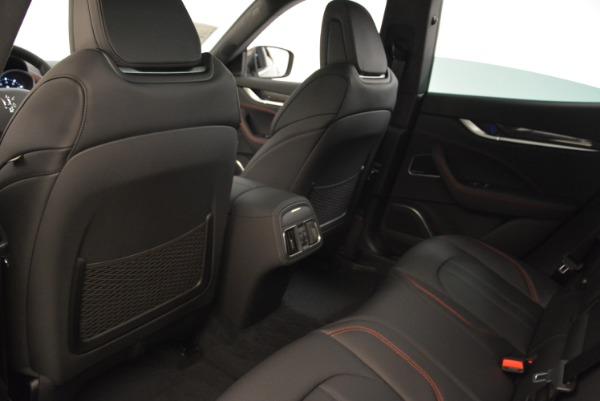 New 2018 Maserati Levante Q4 GranSport for sale Sold at Aston Martin of Greenwich in Greenwich CT 06830 19