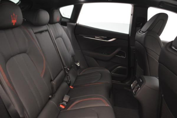 New 2018 Maserati Levante Q4 GranSport for sale Sold at Aston Martin of Greenwich in Greenwich CT 06830 26