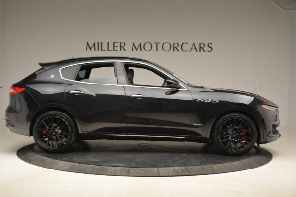 New 2018 Maserati Levante Q4 GranSport for sale Sold at Aston Martin of Greenwich in Greenwich CT 06830 8