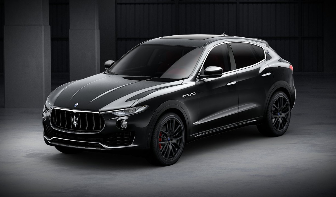 New 2018 Maserati Levante Q4 GranSport for sale Sold at Aston Martin of Greenwich in Greenwich CT 06830 1