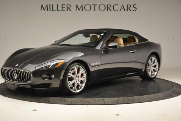 Used 2013 Maserati GranTurismo Convertible for sale Sold at Aston Martin of Greenwich in Greenwich CT 06830 14