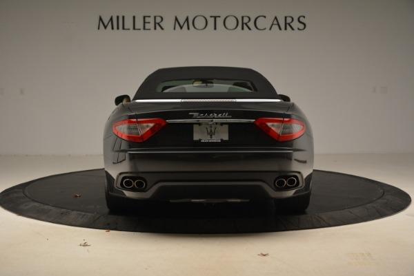 Used 2013 Maserati GranTurismo Convertible for sale Sold at Aston Martin of Greenwich in Greenwich CT 06830 18