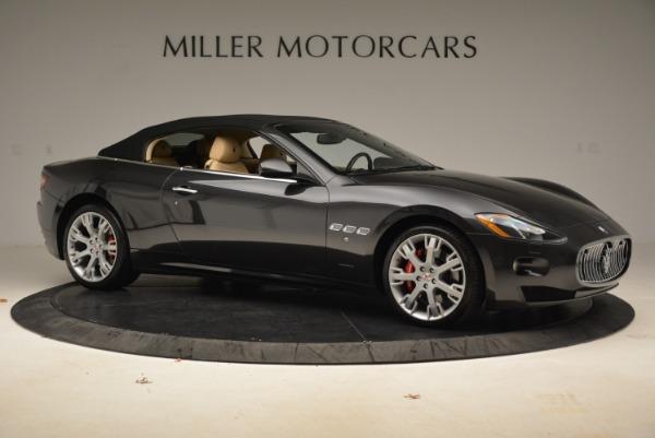 Used 2013 Maserati GranTurismo Convertible for sale Sold at Aston Martin of Greenwich in Greenwich CT 06830 22