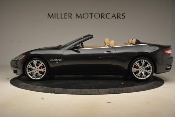 Used 2013 Maserati GranTurismo Convertible for sale Sold at Aston Martin of Greenwich in Greenwich CT 06830 3