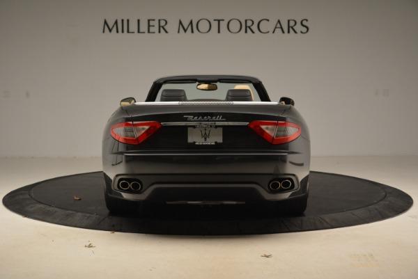 Used 2013 Maserati GranTurismo Convertible for sale Sold at Aston Martin of Greenwich in Greenwich CT 06830 6