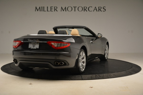 Used 2013 Maserati GranTurismo Convertible for sale Sold at Aston Martin of Greenwich in Greenwich CT 06830 7