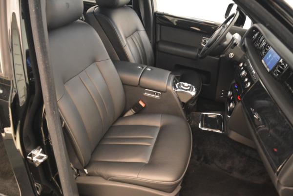 Used 2014 Rolls-Royce Phantom EWB for sale Sold at Aston Martin of Greenwich in Greenwich CT 06830 23