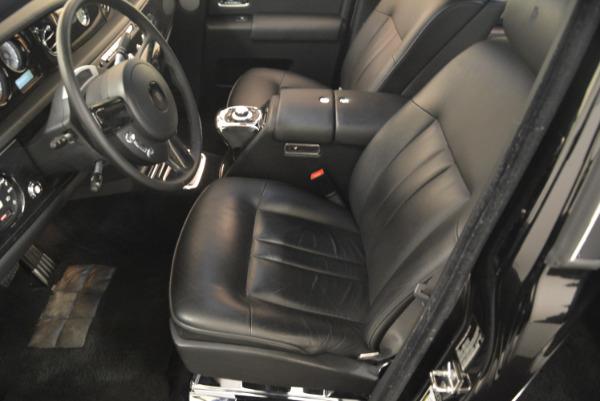 Used 2014 Rolls-Royce Phantom EWB for sale Sold at Aston Martin of Greenwich in Greenwich CT 06830 27