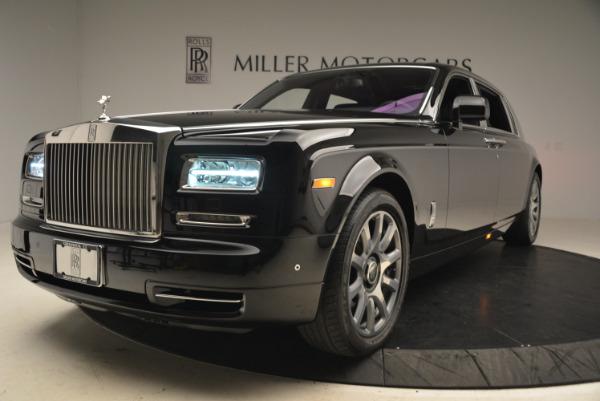 Used 2014 Rolls-Royce Phantom EWB for sale Sold at Aston Martin of Greenwich in Greenwich CT 06830 3